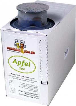 minipom4you Apfel Light