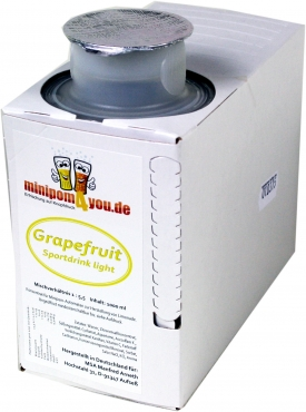 minipom4you Grapefruit Sportdrink Light