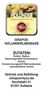 GRAPOS Holunder